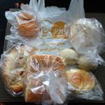 パン・ナガタ - 数種類購入しました。