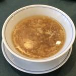80655679 - 卵スープ