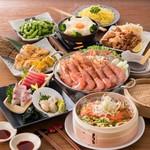 Hokkaido Gourmet Dining 北海道 - 春4,500円コース