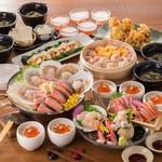 Hokkaido Gourmet Dining 北海道 - 春5,000円コース