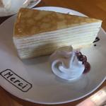 リリアム カフェ - 各種ケーキ