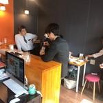リリアム カフェ - 店内