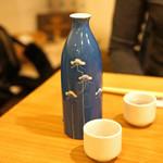 botan - 秋鹿 しぼりたて 純米生酒
