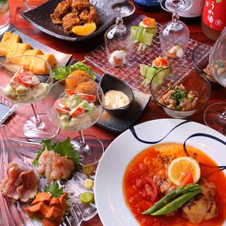 焼き鳥食べ放題+飲み放題◆宴会コース3,000円で!
