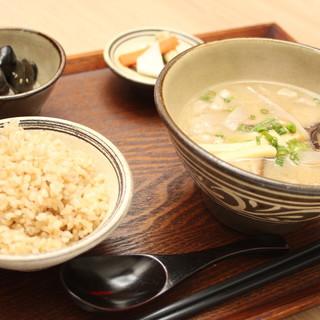 コシヒカリと有機栽培の玄米