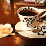 自家焙煎珈琲 十三軒茶屋 - ブルンジコーヒー 680円