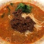 龍鳳 - 挽肉担々麺