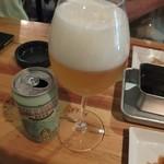 80661579 - 地ビールのビリケンビール。