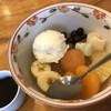 石鍋商店 - 料理写真:★★★☆ クリームみつ豆 ¥610