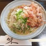 手打ち蕎麦処 神戸洗心庵 - おろしそば(冷) 800円