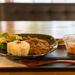 薬膳かふぇ 然 - 薬膳カレーのランチセット
