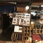 Cafe 婆沙羅 - 上本町、近鉄百貨店の12階です。