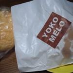 ヨコハマメロンパン - YOKOMELO