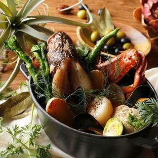 【季節のおすすめコース】神戸近郊や瀬戸内の食材