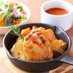 ガーデン キッチン - 【ランチ】三河鶏のグリル