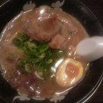 麺王者 井岡亭 - 特製らー麺(東京中野味)
