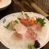 番屋ながさわ - 料理写真:刺し身