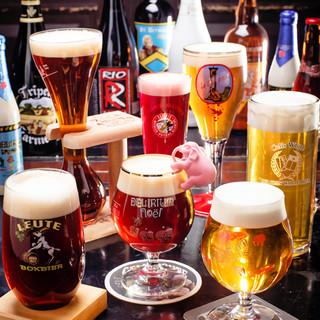 個性豊かな「デ・ドレ醸造所」ビールの飲み比べ