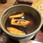 しながわ翁 - シンプルな鴨葱汁