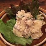 はりや - 料理写真:ポテトサラダ¥250