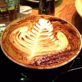 【ラ・マルゾッコ】こだわりのコーヒー【オールプレス】