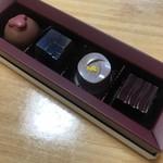 ナカムラ チョコレート -