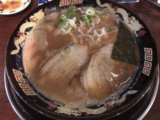 拉麺 王角 - 濃厚とんこつ