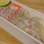 紫野和久傳 - 鯛黒寿司