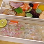 紫野和久傳 - 料理写真:かさね