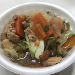 信州屋 - きりたんぽ鍋¥500