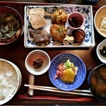 味処 古川 - 料理写真: