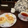 ベリーズティールーム - 料理写真:プレーンクランペットセット