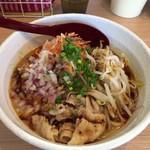 麺小屋 てち - 料理写真:みそら~めん 小
