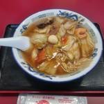 満里 - 料理写真:五目らーめん 820円