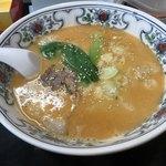 鴨町らーめん - 担々麺
