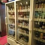 80680674 - ビールの冷蔵庫