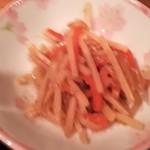 酒処 つがる - タケノコの甘酢煮