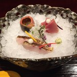 奈良 而今 - 長崎ののどぐろ つしまのシビ 高知ののれそれ