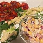 ヴィラモウラ - 前菜3種盛り合わせ