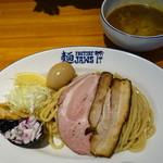JAWS - 料理写真:カレーつけ麺