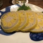 れんこん - 定番辛子蓮根