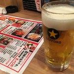 倉蔵商店 - 生ビール