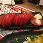 倉蔵商店 - 冷やしトマト