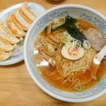 80686061 - 満州ラーメンと餃子