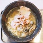 オー・グルマン - 岩手広田の牡蠣ラーメン