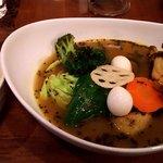 80687118 - スープカレー(野菜)