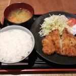 串かつ でんがな - とんかつ定食(ランチ)