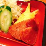 響 - 刺身定食(800円)