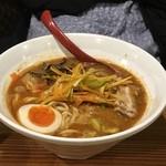 ラーメン武藤製麺所 - 辛〜い味噌らーめん