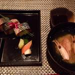 kiwa - 鯖棒鮨